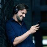 Cuffie wireless per smartphone