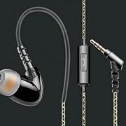 AGPTek-Auricolare-In-ear-Fare-SportLa-riduzione-del-rumore-35mm-Verde-0-0