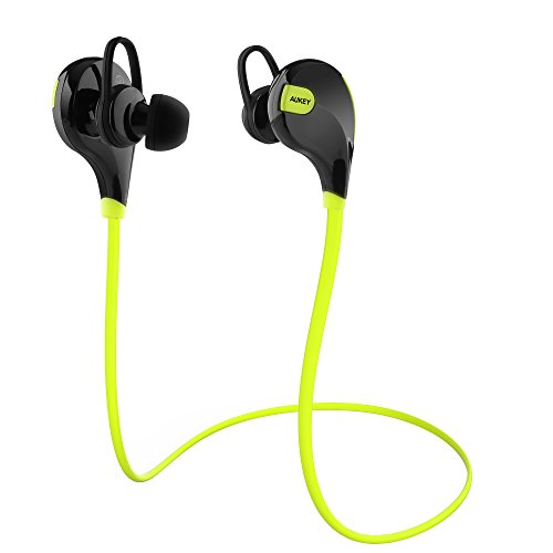 AUKEY Auricolare Bluetooth 4.1 cuffie sport in ear