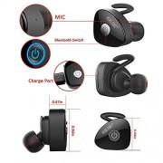 Auricolare-Bluetooth-Cuffie-Wireless-41-Mini-GrandBeing-Migliori-Cuffie-in-Ear-Confortevole-Elegante-Headset-Stereo-Uso-Singolo-o-Doppio-un-Cavo-con-Due-Porte-di-Ingresso-Bassi-Profondi-Stereo-Bel-Suo-0-7