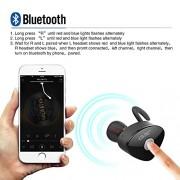 Auricolare-Bluetooth-Cuffie-Wireless-41-Mini-GrandBeing-Migliori-Cuffie-in-Ear-Confortevole-Elegante-Headset-Stereo-Uso-Singolo-o-Doppio-un-Cavo-con-Due-Porte-di-Ingresso-Bassi-Profondi-Stereo-Bel-Suo-0-8