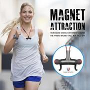 Auricolare-Bluetooth-SoundPEATS-Q12-In-orecchio-Bluetooth-cuffie-auricolari-con-microfono-magnete-Bluetooth-cuffie-per-lo-Sport-Red-0-0