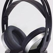 CUFFIA-SENZA-FILI-24-GHz-DIAMANTE-per-qualsiasi-fonte-Audio-TV-PC-HI-FI-Ricaricabile-0