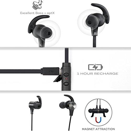 Cuffie Bluetooth Magnetiche TaoTronics fcc69ed446af