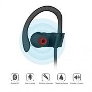 HIPPOX-Cuffie-Bluetooth-Resistente-al-sudore-IPX4-Wireless-Auricolari-Sportivi-con-Microfono-a-prova-di-rumore-per-Palestra-Corsa-e-Trekking-Compatibile-iPhone-7-Samsung-dispositivi-Android-0-0