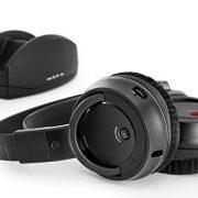 Meliconi-HP-200-Cuffie-da-TV-Stereo-Senza-Fili-Base-di-Ricarica-Nero-0-0