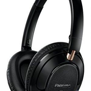 Philips-SHB7250-Cuffie-Wireless-Bluetooth-OverEar-NFC-Multipairing-Nero-0
