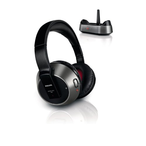 Philips-SHC8535-Cuffie-Hi-Fi-FM-Wireless-Nero-0