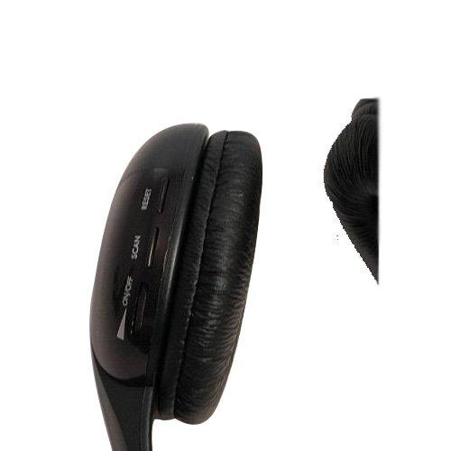 SODIAL(TM) 5-in-1 Hi-Fi cuffie Wireless per TV fb14b8608914