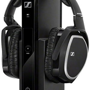 Sennheiser-RS-165-Cuffia-Wireless-Tecnologia-Digitale-Nero-0