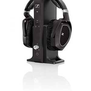 Sennheiser-RS-185-Cuffia-Wireless-Tecnologia-Digitale-Nero-0