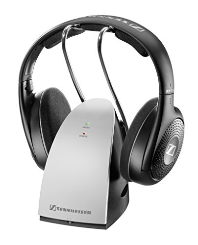 Sennheiser-RS120-II-Cuffia-Wireless-Nero-0