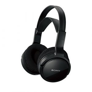 Sony-MDR-RF811RK-Cuffie-Wireless-Radiofrequenza-Trasmissione-Digitale-Nero-0