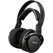 Sony-MDR-RF855RK-Cuffie-Wireless-Radiofrequenza-con-supporto-per-ricarica-Nero-0-1