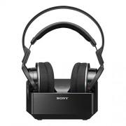 Sony-MDR-RF855RK-Cuffie-Wireless-Radiofrequenza-con-supporto-per-ricarica-Nero-0