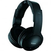 Sony-MDR-RF865RK-Cuffie-Wireless-Radiofrequenza-Nero-0-0