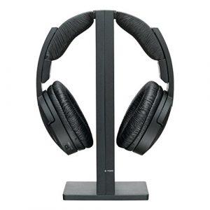 Sony-MDR-RF865RK-Cuffie-Wireless-Radiofrequenza-Nero-0