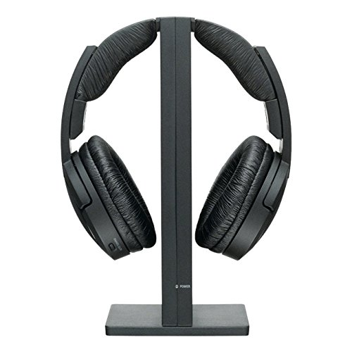 Sony-MDR-RF865RK-Cuffie-Wireless-Radiofrequenza-Nero-0